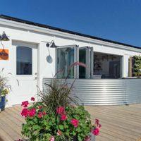 Megtalálták a legzöldebb napelemes házat