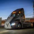 Tesla és a Daimler után a Thor Trucks is bemutatta elektromos kamionját