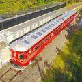 Forgalomba állt az első napenergiás vonat Ausztráliában