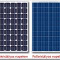 Monokristályos vagy polikristályos napelemet vegyek?
