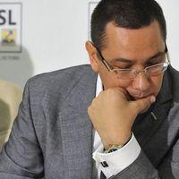 Szemüveges gyík láncos buzogánnyal – színre lép Victor Ponta