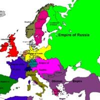 Európa-háború, 1868?