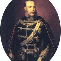 I. Bonaparte Ferenc József, Franciaország császára.