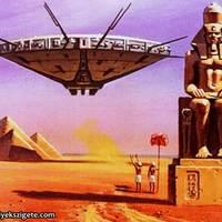 Földönkívüliek Egyiptomban?