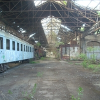Urbex: MÁV vonattemető és halott pályaudvar – PART II. (FRISSÍTETT, BŐVÍTETT)
