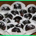 Diós-csokis golyók