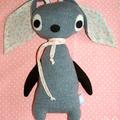 Renáta, the rabbit