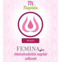 Egy magyar naptár alkalmazás - nőknek!