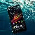 Telefon vízalatti filmezéshez