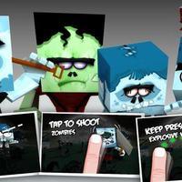 Itt vannak a papír zombik