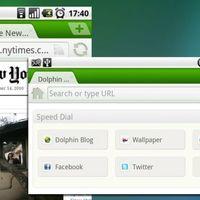 Megjelent a Dolphin Browser Mini bétaverziója