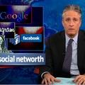 Jon Stewart a Google szemüvegéről és az Instagram felvásárolásáról