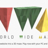 3D-s játékká konvertálja a weboldalakat a Chrome