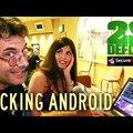Android exploit-ok. Egy kis ETIKUS hackerkedes - szigoruan tanulasi cellal!