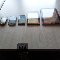 Samsung Galaxy family csoportkép