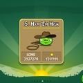Angry Birds update ismét