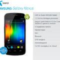 Villámhír: megérkezett a Galaxy Nexus