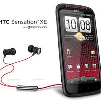 HTC Sensation XE - Az első Beats AUDIO-val szerelt telefon