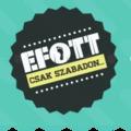 Elektronikus bulikkal is erősít az EFOTT