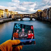 Firenze, életérzés, látvány