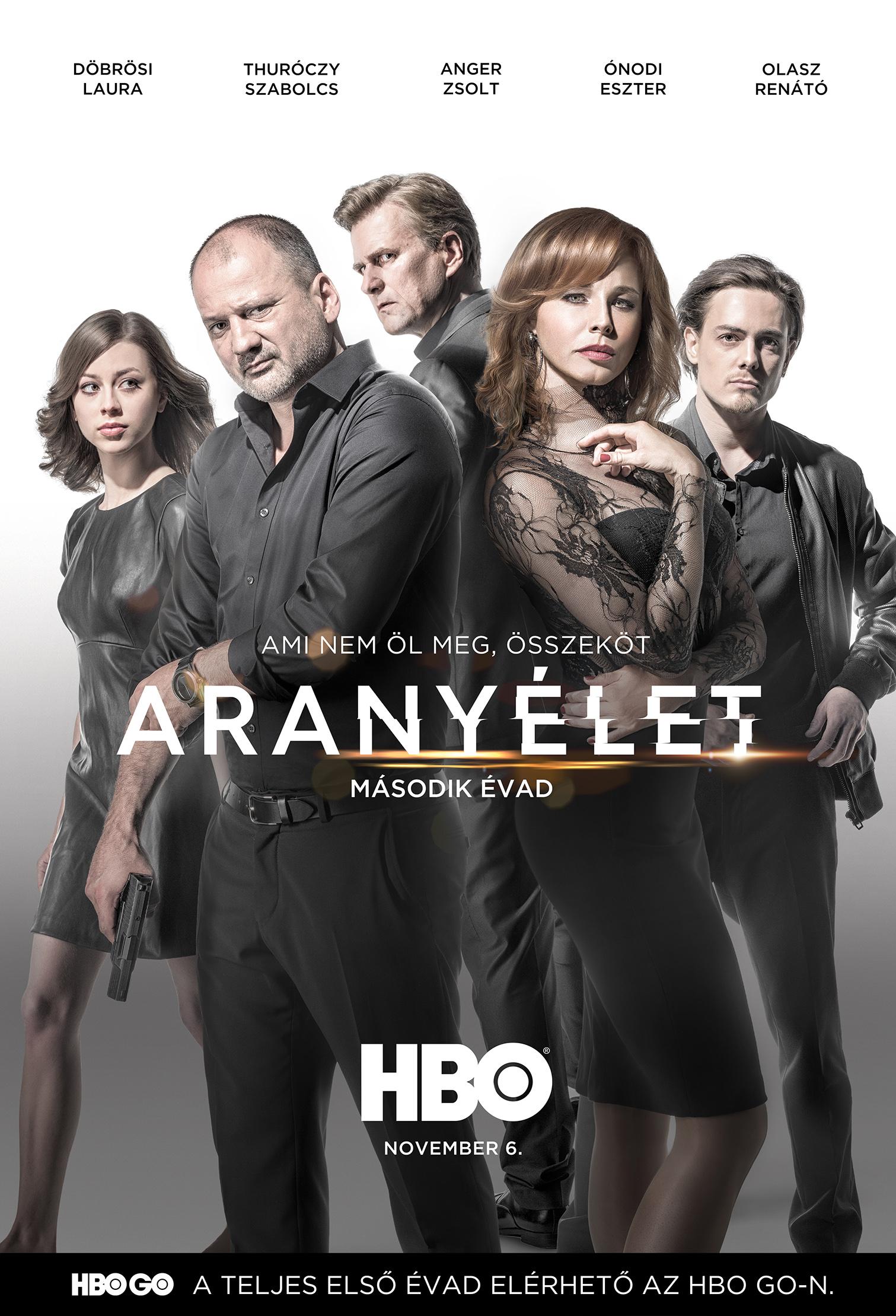 Évadpremier: november 6.<br />Forrás: HBO Magyarország