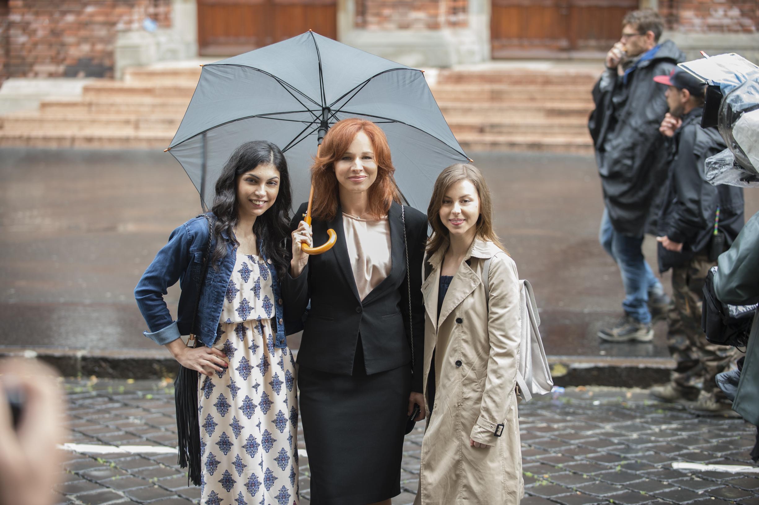 Farkas Franciska, Ónodi Eszter, Döbrösi Laura<br />Forrás: HBO Magyarország