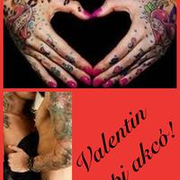 Valentin napi akció!