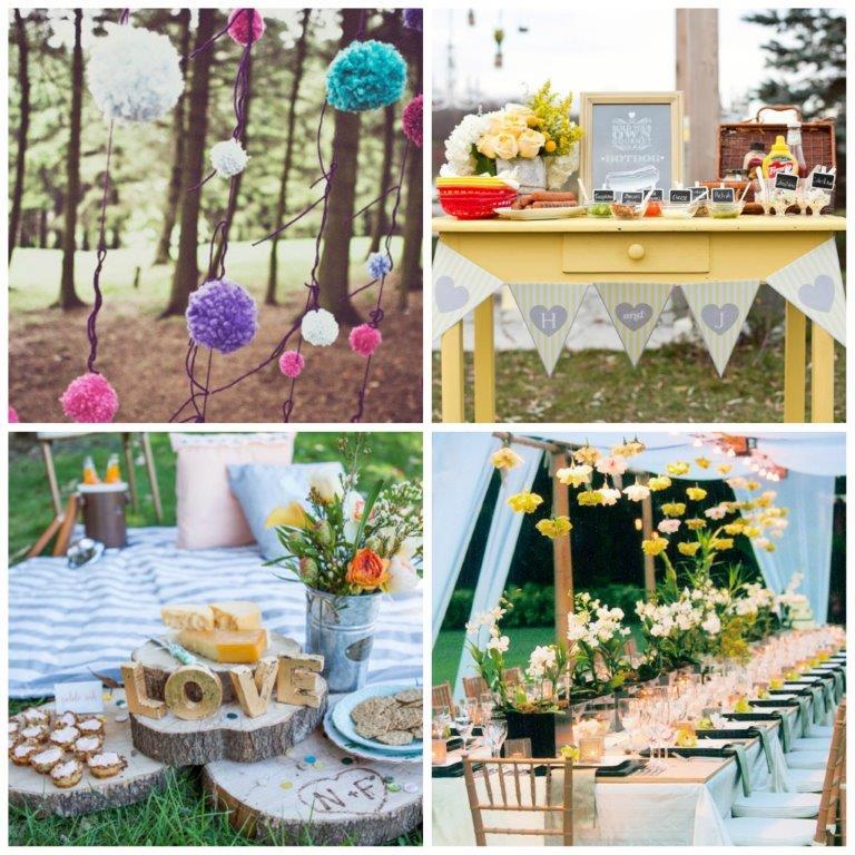 Éljen május elseje! Esküvő kerti parti vagy piknik ...