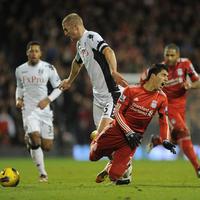 A Fulham hajrában lőtt góllal nyert a Liverpool ellen