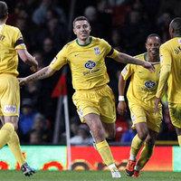 A Crystal Palace az Old Traffordon búcsúztatta az MU-t