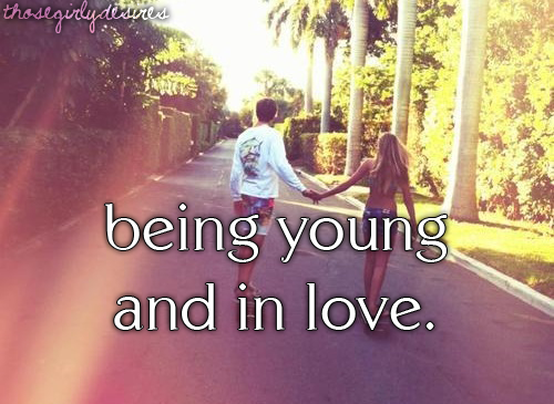 being young and love.png