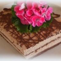 Mascarponés csokoládétorta