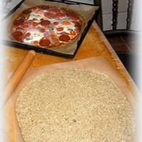 Pizza tészta reformosítva
