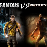 Szegasztok! - InFamous VS Prototype Franchise