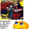 Vélemény - My Hero Academia Manga (140-ik fejezetig)