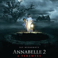 Movie Review - Annabelle 2.- A Teremtés (2017)