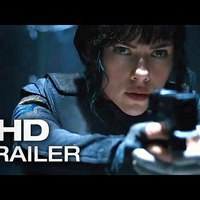 Ghost in the Shell Live Action Trailer 's........