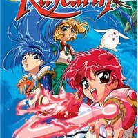 Kritika by xx18Rolandxx- Magic Knight Rayearth  (Anime)