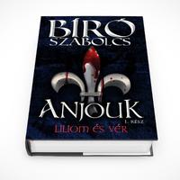 Elkészült az Anjouk I. részének borítója