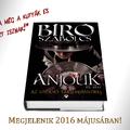 Már előrendelhető az Anjouk III. része!