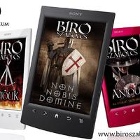 Anjouk és Non nobis Domine e-könyvek