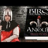 Elkészült az Anjouk élőszereplős könyvtrailere!