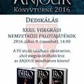 Anjouk-dedikálás Visegrádon!
