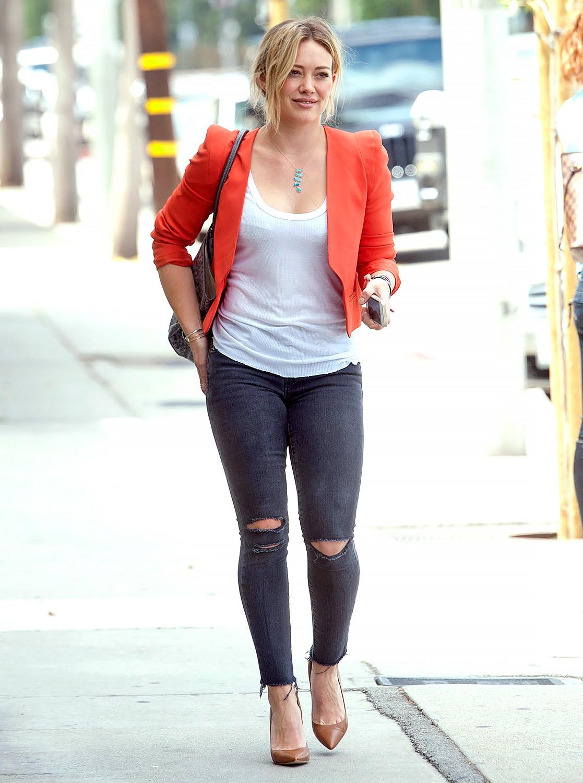 Hilary Duff St Lusa Im Dom Anna S Way