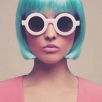 Kerek napszemüvegek