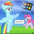 Az XP él, az XP élt, az XP élni fog