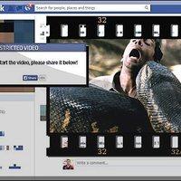 Figyeld a kígyót! Nem semmi. Hanem átverés :-)