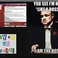 Ransomware - like a boss