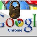 A Chrome böngésző és a lakat