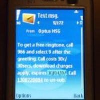SMS Spam, arghhhh
